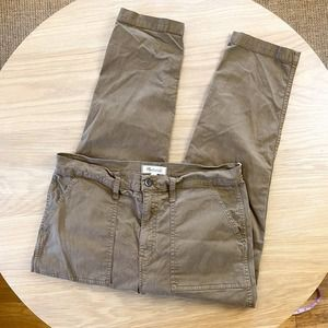 Madewell Stovepipe Fatigue Pants Style L0016